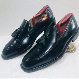 "Florsheim ""Imperial"" Vintage Italian Loafers - 11M"
